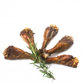Slow Cooked Duck Wing Drumettes