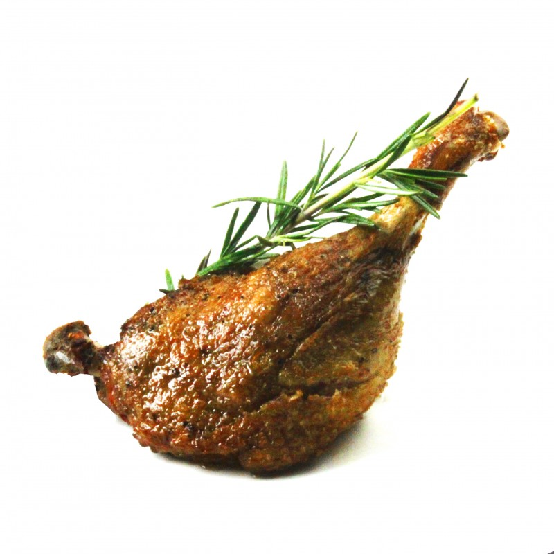 Slow Cooked Select Duck Legs
